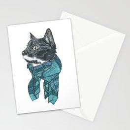Luigi the Tuxedo Cat Stationery Cards