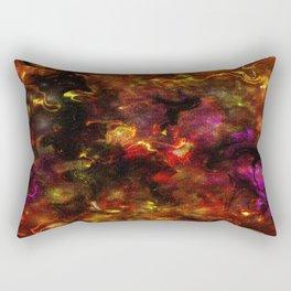 Elemental Secret Rectangular Pillow