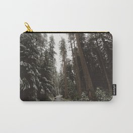 Redwood Forest Adventure II - Nature Photography Carry-All Pouch