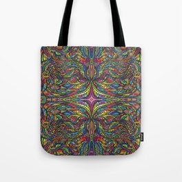 Stained Glas Tote Bag