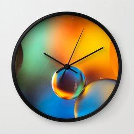 to infinity Wall Clock