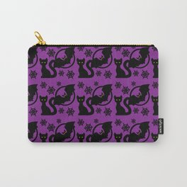Cats & Bats Carry-All Pouch