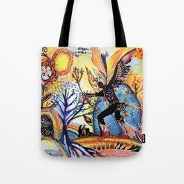 Nature's Shaman Tote Bag