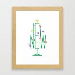 New Framed Art Print