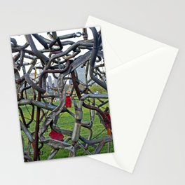 Metal Bushes Stationery Cards