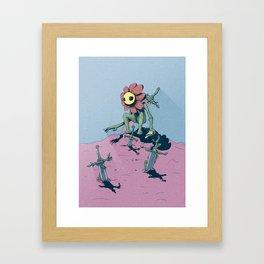 My Children Framed Art Print