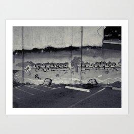 Endless Bummer Art Print