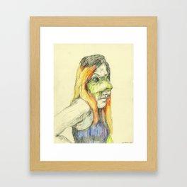 Amalgam I Framed Art Print