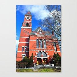 Abbot Hall, Marblehead, MA Canvas Print