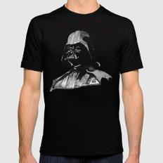 Darth Vader Mens Fitted Tee Black MEDIUM