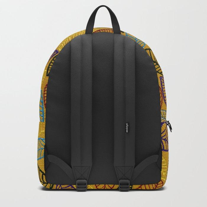 Leaves Backpack