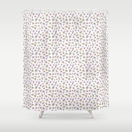 Candy Bugs Shower Curtain