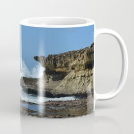 Waves Crash on Somalia Coffee Mug