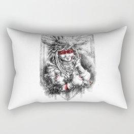 Ancient Mother Rectangular Pillow