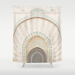 Morocco I Shower Curtain