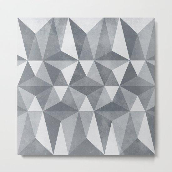 Nordic Combination 33 Metal Print