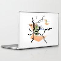 random Laptop & iPad Skins featuring Random by Robin Curtiss