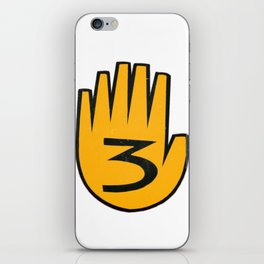 Diary 3 iPhone Skin