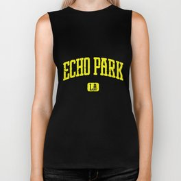 ECHO PARK California Los Angeles Cali California Biker Tank