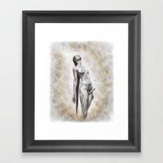 The Androgyne Framed Art Print