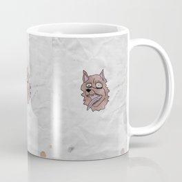 stray dog Coffee Mug