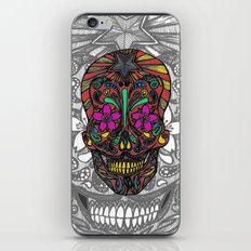 muerto#2 iPhone & iPod Skin