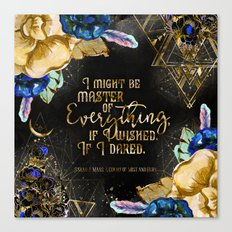Master of Everything (ACOMAF) Canvas Print