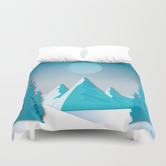 My Nature Collection No. 39 Duvet Cover