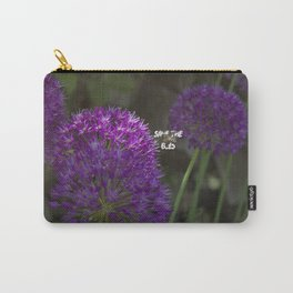 Save the bee's Carry-All Pouch