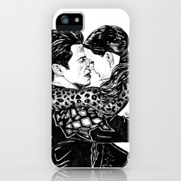 Feelings I Can't Hide iPhone Case