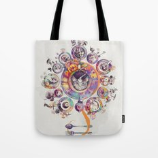 Who's Up for Tea? Tote Bag