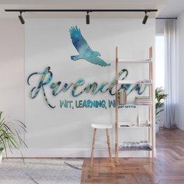 Wit, learning, wisdom Wall Mural