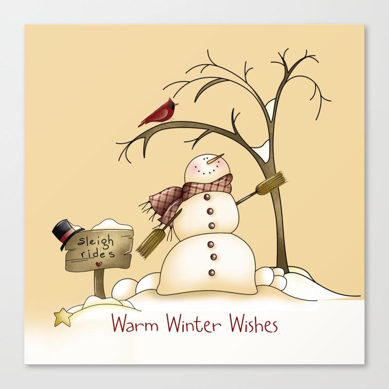 46+ Winter Wishes Design