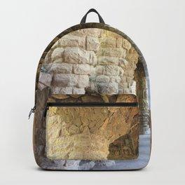 Barcelona - Park Guell Backpack