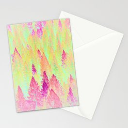 Painted Forest Stationery Cards