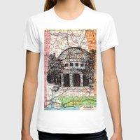 alabama T-shirts featuring Alabama by Ursula Rodgers