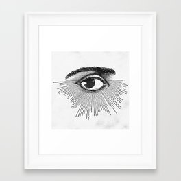 Seeing Stars by Nature Magick Framed Art Print