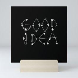 Good Idea Mini Art Print
