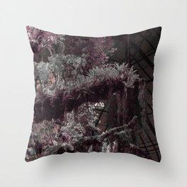 Through Different Eyes- Flora Series 4 Throw Pillow