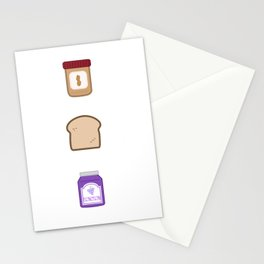 PB&J Stationery Cards