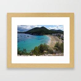 Ibiza - Spain Framed Art Print