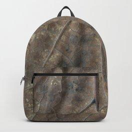 Falling leaf pattern Backpack