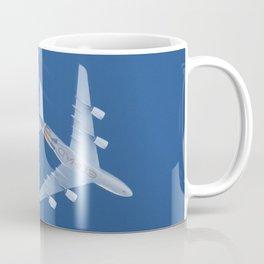 Airbus A380 Etihad Airways, 12200m Coffee Mug