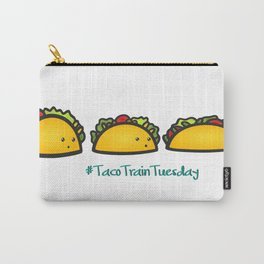 TacoTrainTuesday Carry-All Pouch