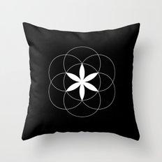 IDEAL FLOWER Throw Pillow