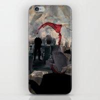 wine iPhone & iPod Skins featuring WINE by Matthias Walker