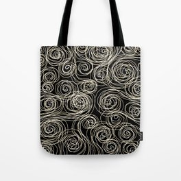 Currents of thought Tote Bag
