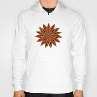 spanish Hoodies featuring Spanish sun by Bubblemaker