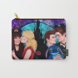 Where Dreams Come True Carry-All Pouch