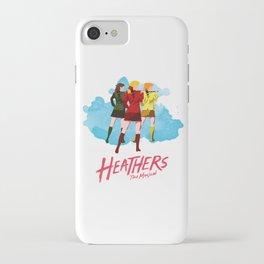 Heathers Minimalist iPhone Case
